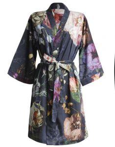 ESSENZA Fleur Nightblue Kimono M