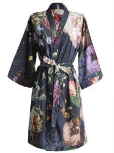 ESSENZA Fleur Nightblue Kimono S