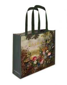 ESSENZA Florence Grün Shopper 45 x 12 x 35 cm