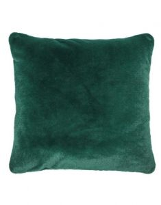 ESSENZA Furry Pine Green Dekokissen 50 x 50 cm