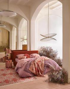 ESSENZA Giulia Roseval Tagesdecke 180 x 265 cm