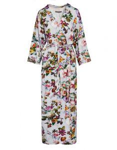 ESSENZA Ilona Fleur Grau Kimono S