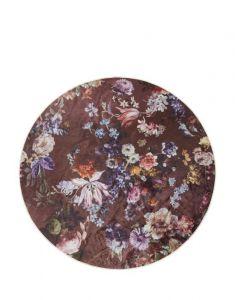 ESSENZA Isabelle Dunkelbraun Teppich 180 cm