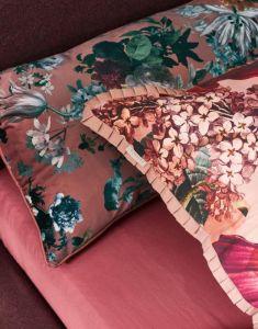 ESSENZA Isabelle Marsala Cushion large 40 x 90 cm