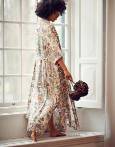 ESSENZA Jula Marlene Multi Kimono L