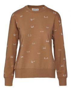 Covers & Co Kea Booby trap Haselnussbraun Sweater L