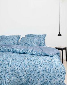 Marc O'Polo Lakua Nordic Blue Bettwäsche 135 x 200 cm