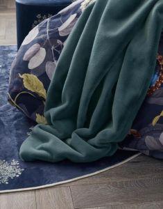 ESSENZA Lauren Indigo Blue Kleiner Teppich 90 cm