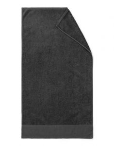 Marc O'Polo Linan Anthrazit Handtuch 70 x 140 cm