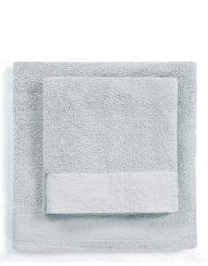 Marc O'Polo Linan Grau Handtuch 70 x 140 cm