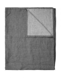Marc O'Polo Linka Dunkelgrau Tagesdecke 180 x 265 cm