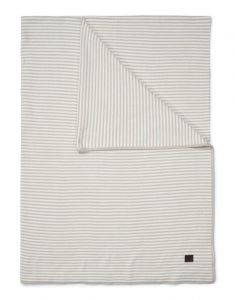 Marc O'Polo Linnea Beige Plaid 130 x 170 cm