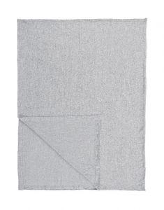Marc O'Polo Loma Grau Plaid 130 x 170 cm