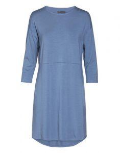 ESSENZA Lykke Uni Moonlight Blue Nachthemd ¾ Arm M