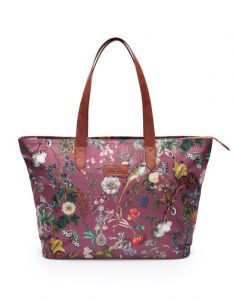 ESSENZA Lynn Xess Marsala Shopper One Size