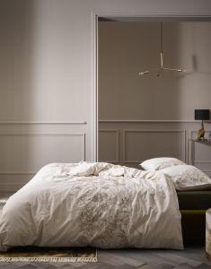 ESSENZA Malou Soft Grey Bettwäsche 135 x 200 cm