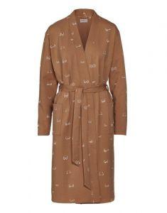 Covers & Co Marle Booby trap Haselnussbraun Kimono XL