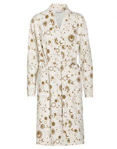 Covers & Co Marle Luna tic Ecru Kimono M