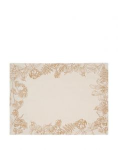ESSENZA Masterpiece Sand Tischset 35 x 50 cm