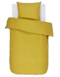 ESSENZA Minte Golden Yellow Bettwäsche 135 x 200 cm