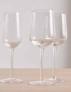 Marc O'Polo Moments Transparent Champagnerglas (4-tlg) 22 cl