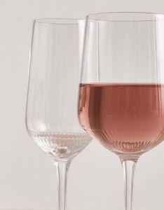 Marc O'Polo Moments Transparent Rotweinglas (4-tlg) 45 cl