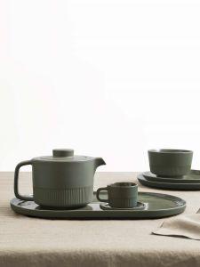 Marc O'Polo Moments Olive Green Teekanne 1 L