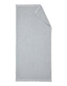 Marc O'Polo Mova Grau Handtuch 50 x 100 cm