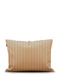 Marc O'Polo Mulji Warm beige Kissenbezug 40 x 80 cm