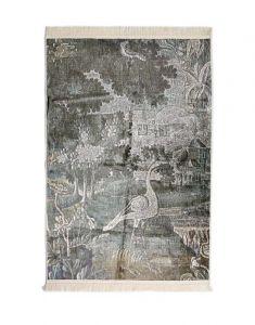 ESSENZA Nadia Sage Green Teppich 180 x 240 cm
