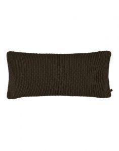Marc O'Polo Nordic knit Braun Dekokissen 30 x 60 cm