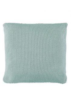 Marc O'Polo Nordic knit Soft Green Dekokissen 50 x 50 cm
