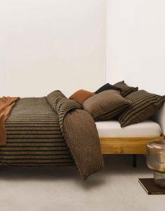 Marc O'Polo Nousu Warm Pecan Bettwäsche 135 x 200 cm