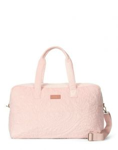 ESSENZA Pebbles Velvet Blush Weekendtasche One Size