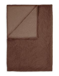 ESSENZA Roeby Chocolate Tagesdecke 180 x 265 cm