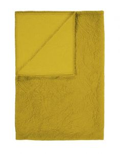 ESSENZA Roeby Golden Yellow Tagesdecke 180 x 265 cm