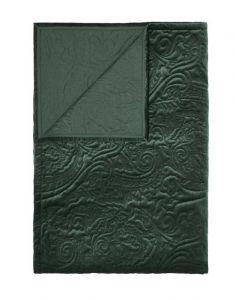 ESSENZA Roeby Pine Green Tagesdecke 150 x 200 cm
