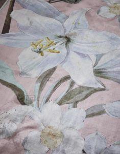 ESSENZA Rosalee Dark Blush Teppich 180 x 240 cm