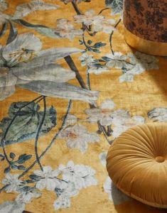 ESSENZA Rosalee Senfgelb Teppich 120 x 180 cm