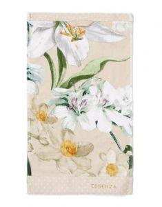 ESSENZA Rosalee Natural Gästetuch 30 x 50 cm