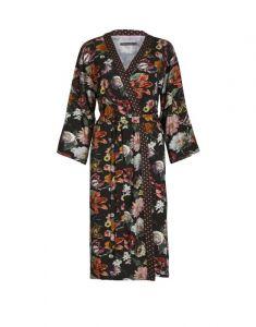 ESSENZA Sarai Filou Espresso Kimono L