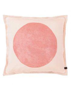 Marc O'Polo Soli Coral Pink Dekokissen 45 x 45 cm