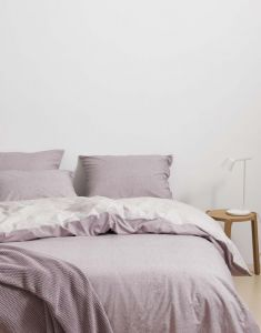 Marc O'Polo Spray Lavender Mist Kissenbezug 40 x 80 cm