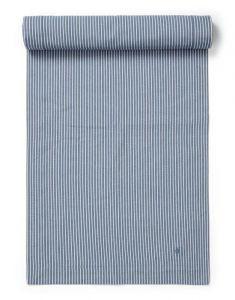 Marc O'Polo Tentstra Smoke Blue Tischläufer 50 x 250 cm