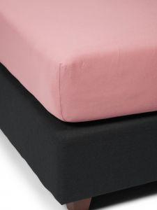ESSENZA The Perfect Organic Jersey Dusty Rose Spannbettlaken 180-200 x 200-220 cm