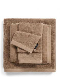 Marc O'Polo Timeless Uni Handtuch Set Clay