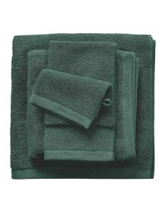 Marc O'Polo Timeless Uni Pine Green Handtuch 70 x 140 cm