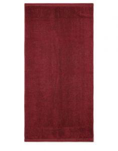 Marc O'Polo Timeless Uni Warm Red Handtuch 50 x 100 cm