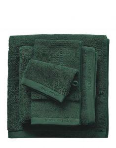 Marc O'Polo Timeless Handtuch Set Pine Green