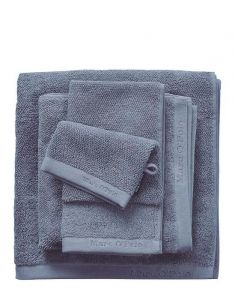Marc O'Polo Timeless Uni Handtuch Set Smoke Blue